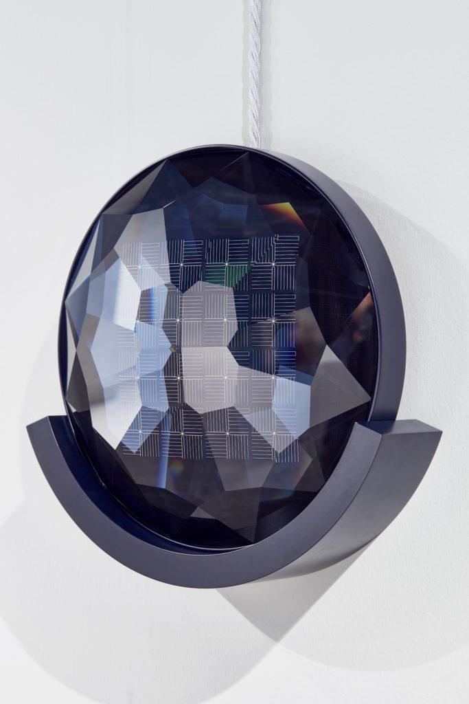 Cyanometer – Marjan van Aubel